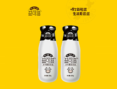 益可滋水牛酸奶�品320ml