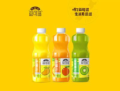 益可滋�秃先樗峋�果汁1L