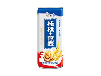 核桃+燕麦240ml
