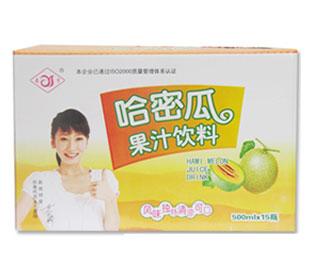 森宇密瓜果汁饮料味道好,营养佳