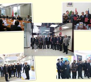印度尼西亚农渔业合作社联盟考察团到访中食集团