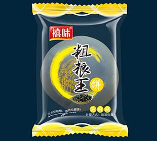 福建龙海香德利食品禧味粗粮王饼搅动粗粮糕点市场