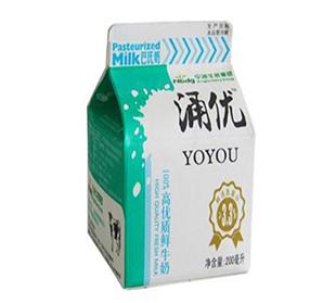 农博会上宁波牛奶人气旺