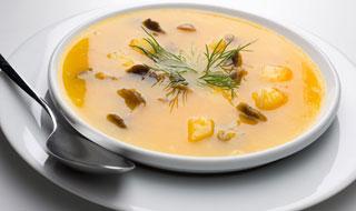 蘑菇汤的做法大全
