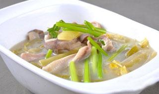 猪肚汤的做法大全