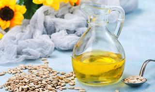 葵花籽油功效