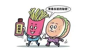 食品防腐剂