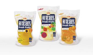 果汁饮料包装