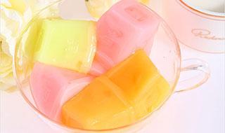 奶味果冻品牌
