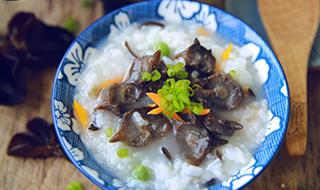 海参大米粥