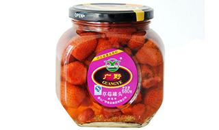 草莓罐头品牌