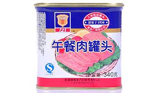 午餐肉罐头品牌