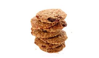 燕麦曲奇饼干