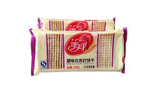 美丹白苏打饼干
