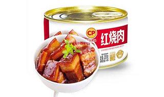 红烧扣肉罐头