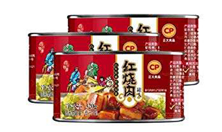 红烧肉罐头作用