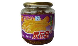 黄花鱼罐头作用