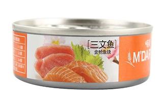 三文鱼罐头
