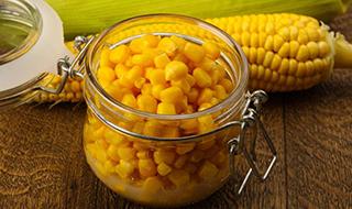 玉米罐头作用