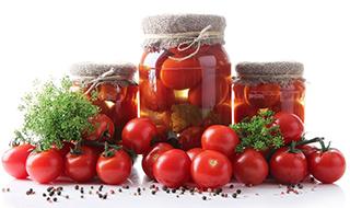 西红柿罐头