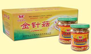 金针菇罐头