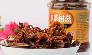 茶树菇罐头厂家