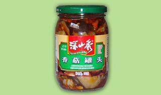 香菇罐头厂家
