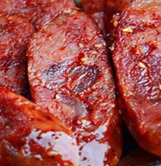 香而不腻的腊肠,年货必备,还是祖传配方最正宗!