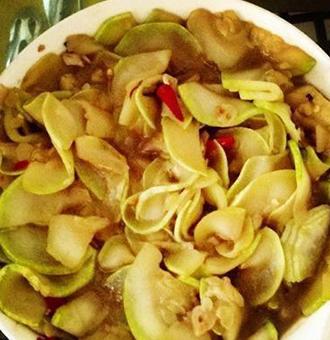 西葫芦最好吃的20种做法,你都知道吗?