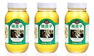 洋槐花蜂蜜