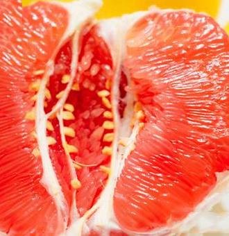 红心柚子为什么是红的,红心柚子不够红怎么办