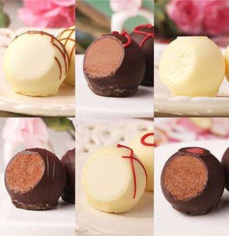 全球十大顶级巧克力品牌排行出炉