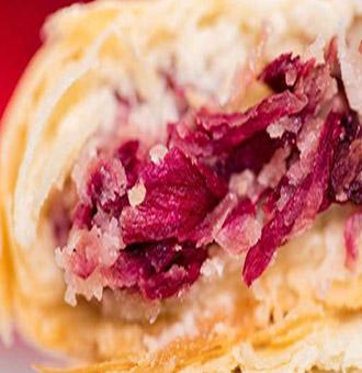 云南的十大特色之一――鲜花饼