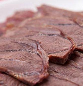 五香酱驴肉的做法