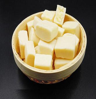 奶豆腐热量高吗