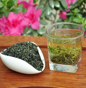 崂山绿茶的工艺流程及要求