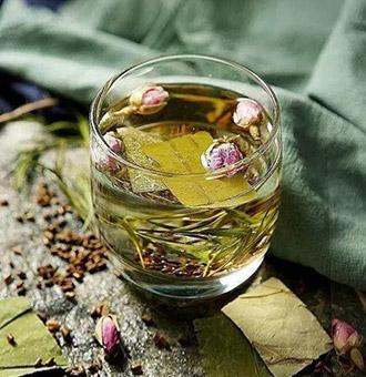 荷�~茶的文化�v史
