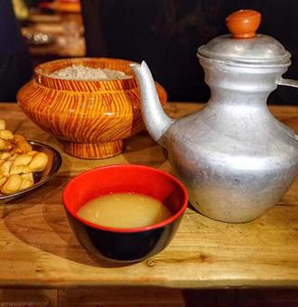 酥油茶的优缺点