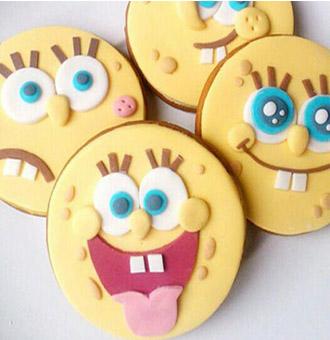 翻糖饼干的棘手问题