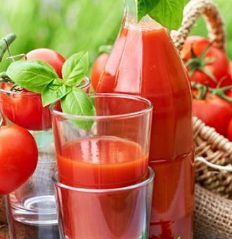 番茄汁的营养价值