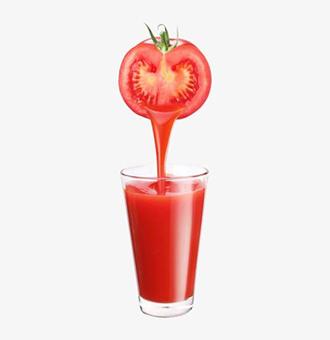 番茄汁能天天喝吗