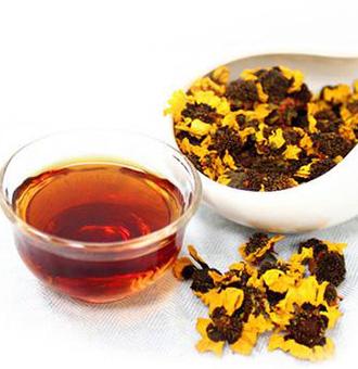雪菊茶的饮用方法