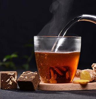 黑糖姜茶的功效�c作用