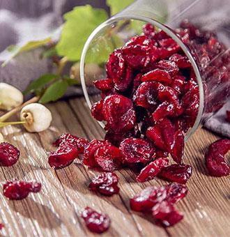 蔓越莓干每天吃多少