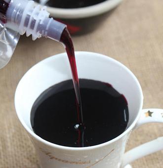�{莓汁怎么做
