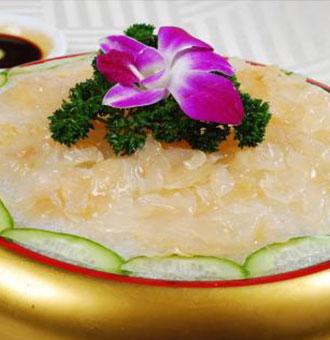 蹄筋海蜇煲