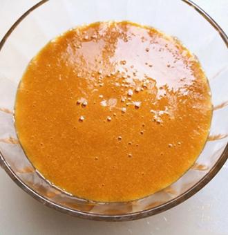 �S桃果汁的制作方法