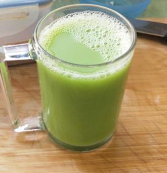 豌豆汁的做法
