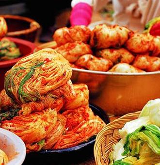 韩国泡菜做法一