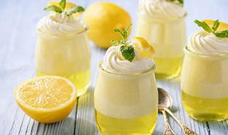 ��檬奶昔
